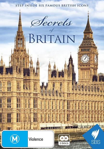 Secrets of Britain - DVD