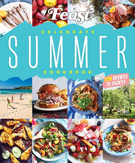 Feast Celebrate Summer Cookbook