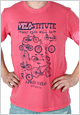 Velostitute Men's T-shirt