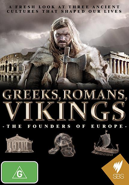 Greeks, Romans, Vikings - DVD/Digital