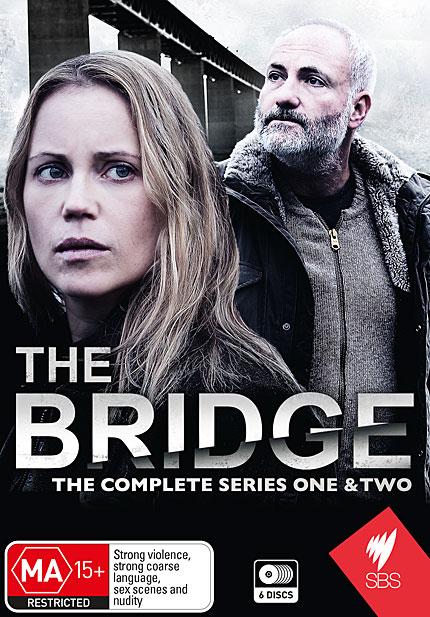 The Bridge, Complete Series 1 & 2  - DVD Box Set