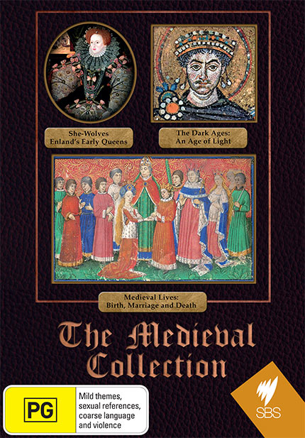The Medieval Collection - DVD Box Set