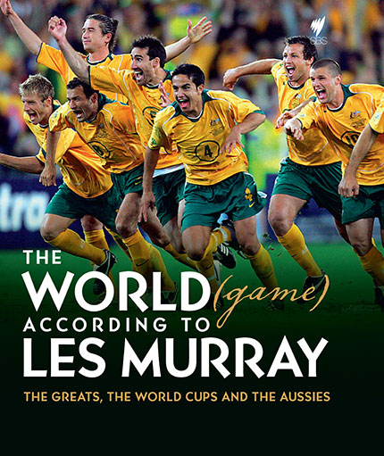 The World (Game) According to Les Murray – Book
