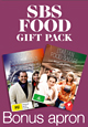 French & Italian Food Safari DVD Gift Pack