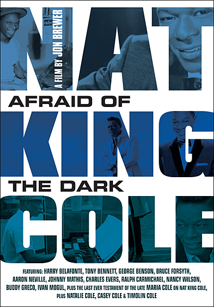 Nat King Cole: Afraid of the Dark - DVD/Blu-ray