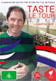 Taste le Tour 2010 - With Gabriel Gat (DVD)