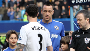 Basil Brushed: The Wayne Bridge and John Terry saga continues [GETTY]
