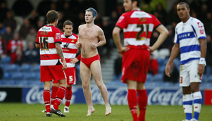 Streakers and other serial sports pests have nothing on French prankster Remi Gaillard, says The Circus [GETTY]