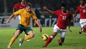 Could Australia and Indonesia work together to co-host a FIFA World Cup in the future? [GETTY]