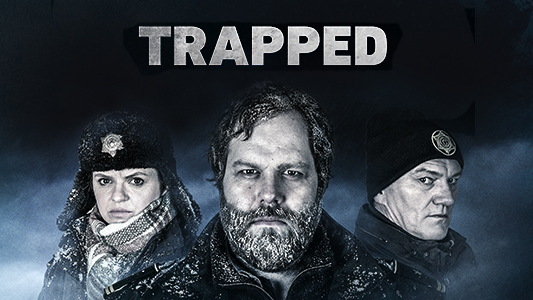 Image result for trapped tv series