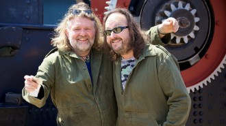 Hairy Bikers: Restoration Road Trip