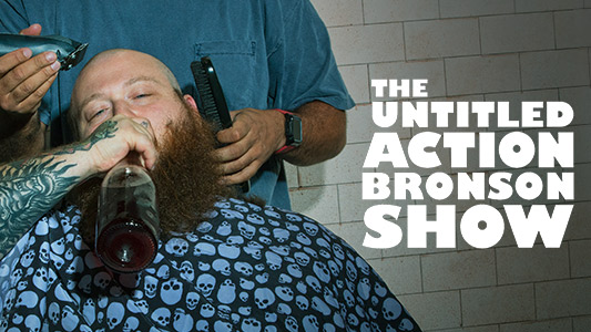 The Untitled Action Bronson Show Food Sbs On Demand